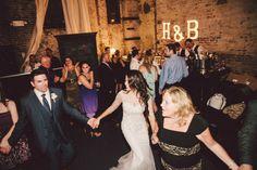 Dancing the hora // found on Modern Jewish Wedding Blog // Photographer:  Zorz Studios