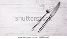 Forks Stockfoto's, afbeeldingen & plaatjes | Shutterstock Tableware, Kitchen, Dinnerware, Cooking, Tablewares, Kitchens, Dishes, Cuisine, Place Settings