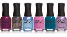 Orly 2013 Surreal Nail Polish Collection 1 Orly Fall 2013 Surreal Collection – Info & NEW Photos