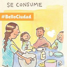 #BelloCiudad #EcoAgrocultura Bellisima, Disney Characters, Fictional Characters, Comics, Disney Princess, Cities, Cartoons, Fantasy Characters, Comic