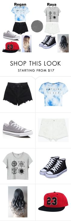 """Untitled #87"" by hannahlovesbubbles ❤ liked on Polyvore featuring Alexander Wang, Converse and Zara"