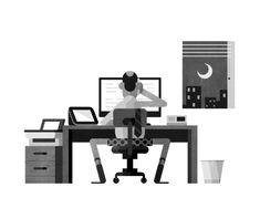 pxd UX Lab. :: [애니메이션] 휴식용 GIF Animation
