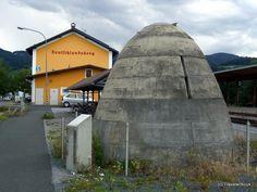 Public art by Chris Burden in Deutschlandsberg, Austria