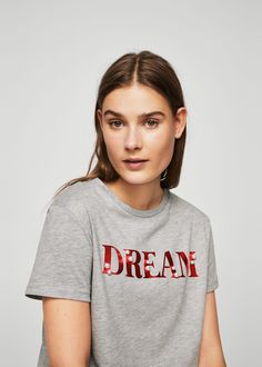 Pearls message t-shirt