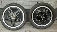 Hi all, Although Comstar wheels are stamped with a warning not to disassemble, does anyone have experience of refurbing and re-painting them and if so. Bike Parts, Wheels, Car, Automobile, Bicycle Parts, Cars, Autos