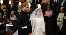 Meghan Markle and Prince Harry got married in a royal wedding on Saturday at St. George's Chapel, Windsor Castle. Here are some of the best moments of the day.