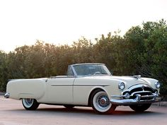 1955 Packard Saga Concept Maintenance/restoration of old/vintage vehicles: the material for new cogs/casters/gears/pads could be cast polyamide which I (Cast polyamide) can produce. My contact: tatjana.alic@windowslive.com