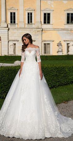 Milla Nova Bridal 2017 Wedding Dresses samanta
