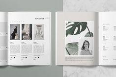 Catalog + Magazine PSD • Íma - Magazines