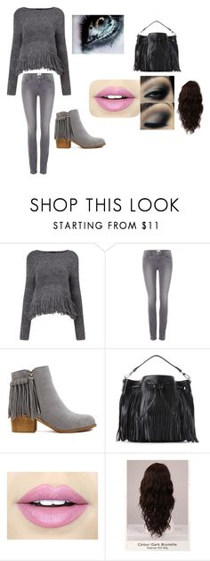 """""""Winter is Coming"""" by mackenziekorth on Polyvore featuring Rachel Comey, Paige Denim, Posse, Fiebiger and WigYouUp"""