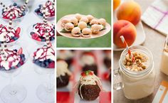 10+Foods+Everyone+Will+Actually+Want+To+Eat+At+YourWedding  What speaks to you (pl.)