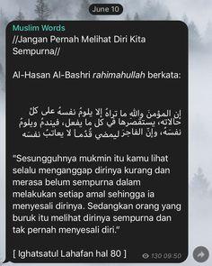 Reminder Quotes, Self Reminder, Muslim Quotes, Islamic Quotes, Doa, Wallpaper Quotes, Allah, Religion, Life Quotes