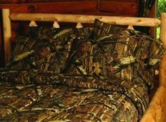 Mossy Oak Break-Up Infinity Comforter, Bed Skirt, and Pillow Sham Set, Queen Size by Mossy Oak. $149.99. Machine wash cold, tumble dry low cold; iron as needed. Set includes comforter, bed skirt, and two standard size pillow shams. Luxurious bedding is a must for any cabin or lodge - or for someone who wishes they were sleeping in one. Comforter is 92 by 96-inch, bed skirt is 60 by 80-inch and 14-inch long; fits queen size bed. 100% cotton, 200 thread count. Sl...