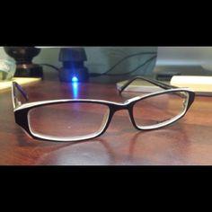 b798b09c5532 NEW Bebe saucy oreo eyewear frames for rx NEW Bebe saucy oreo eyewear frames  for rx Or smart girl look