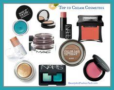 Top Ten Cream Makeup Products
