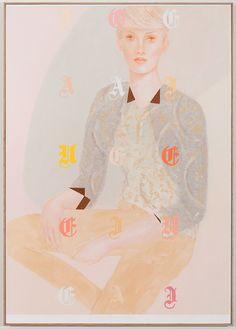 Paintings by artist Alan Reid