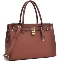 Dasein Faux Leather Padlock Structured Briefcase Satchel ... https://www.amazon.com/dp/B00MO57LVA/ref=cm_sw_r_pi_dp_x_1jGuybQD1971P