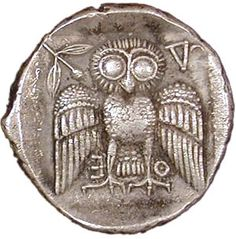 you can't say owl without showing athena's
