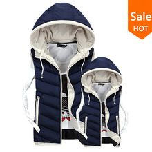 Like and Share if you want this  Lover Vest Men Winter Coat 2016 Plus Velvet Mens Vest Male Hooded Vests Men Women Cotton Padded Sleeveless Jacket Man Waistcoat     Tag a friend who would love this!     FREE Shipping Worldwide     #Style #Fashion #Clothing    Buy one here---> http://www.alifashionmarket.com/products/lover-vest-men-winter-coat-2016-plus-velvet-mens-vest-male-hooded-vests-men-women-cotton-padded-sleeveless-jacket-man-waistcoat/