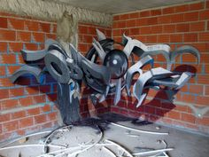 Odeith Graffiti Yahoo Image Search Results Odeith Graffiti - Incredible forced perspective graffiti artist odeith