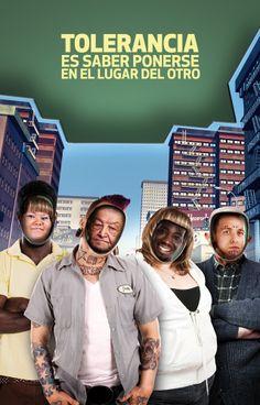 Valor: Tolerancia // Agencia: Carlos Bartolomé y Asociados. Equipo Creativo: Carlos Bartolomé, Eugenio Castro, Daniel Giammaría.