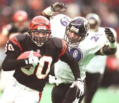 Eric Turner, Safety.  B'day 09/20/68.    Played for the BALTIMORE RAVENS 1996.  Went to the Oakland Raiders