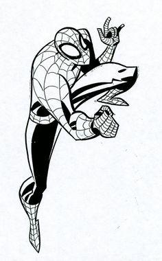 Spider-man - Bruce Timm