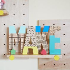 Our Wood Burn Paint Dipped Wall Letters provide a one-of-a kind way to spell out anything from a name to a phrase. Wood Letters Decorated, Painted Wood Letters, Painting Letters, Cardboard Letters, Wood Home Decor, Home Decor Signs, Diy Wood Projects, Woodworking Projects, Art Projects