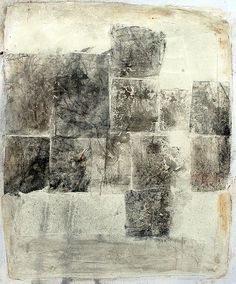 """What Do You Know About It?"" 17 x 14, mixed media on paper. Scott Bergey"