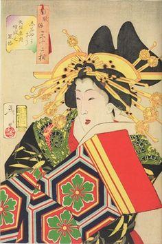 ukiyoe hirosige hokusai utamaro