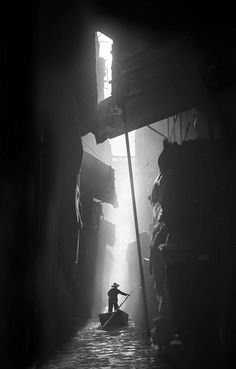 vintage everyday: 20 More Breathtaking Black & White Photos of Hong Kong from the 1950s by Fan Ho