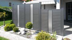 aluminum fencing ideas modern aluminum fence panels patio privacy ideas
