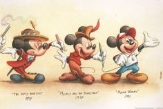 The Nifty Nineties - Mickey and the Beanstalk - Mouse Works - 2001 Deco Disney, Disney Love, Disney Magic, Disney Stuff, Disney Films, Disney And Dreamworks, Disney Characters, Mickey Mouse And Friends, Mickey Minnie Mouse