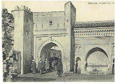 Tetuán, Puerta de Tánger