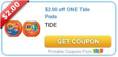 Tri Cities On A Dime: SAVE $2.00 ON TIDE PODS