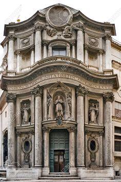 Borromini san carlos de las cuatro fuentes