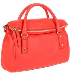 Youll definitely see Red if you dont take advantage of this fantastic Kate Spade Cobble Hill Satchel The Magpie Chicks found on sale! $̶4̶2̶8̶ $235PM The Magpie to bag this bargain!