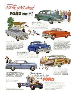 Ford, LIFE 18 Jun 1951