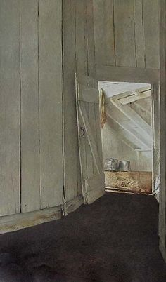 Cooling Shed, Wyeth
