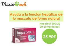 #hepatosil 200/20 #hígado #mascotas #hepático #perros #gatos