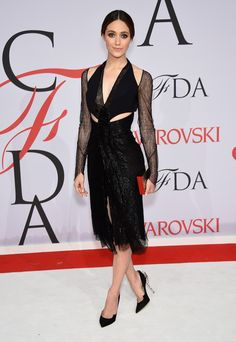 Slideshow: See Every Last Look From The CFDA Awards Red Carpet!