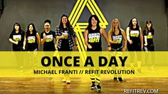 If the positive lyrics of this song weren't enough -- check out the moves! Only 3 simple combination moves throughout the entire song makes this choreography. Dance Workout Videos, Workout Songs, Exercise Videos, Dance Workouts, Cardio Workouts, Refit Revolution, Dance Moves, Cardio Dance, Dance Routines