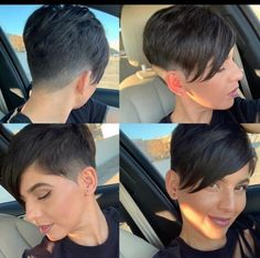 Pixie Wedge - Short Pixie Cuts for 2019 – Everything You Should Know About a Pixie Cut - The Trending Hairstyle Short Pixie Haircuts, Pixie Hairstyles, Short Hairstyles For Women, Short Hair Cuts, Short Hair Styles, Cool Hairstyles, Black Hairstyles, Summer Haircuts, Pixie Cut Blond