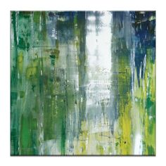 'The Forest' by Sally Adams Painting Print on Wrapped Canvas