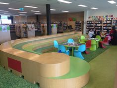 Craigieburn Library - Hume Global Learning Centre - Children's Section