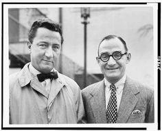 Joseph and Stewart Alsop, brothers, journalists, political columnists