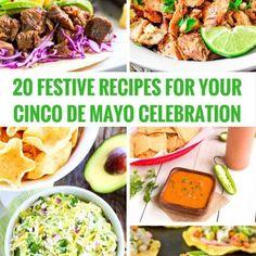 Festive Recipes for Cinco de Mayo Celebrations from Simply Designing