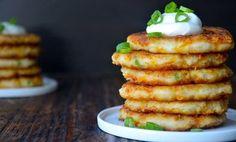 Fotopostup: Chrumkavé placky zo zemiakovej kaše