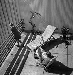 Inspiration: Archive photos from Aalto House Dynamic Design, Alvar Aalto, Japanese Interior, Outdoor Living, Outdoor Decor, Art And Technology, Home Living, Interior Design Inspiration, Chair Design