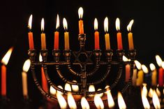 Why Would a Christian Celebrate Hanukkah? This article gives an excellent explanation. Please read :)